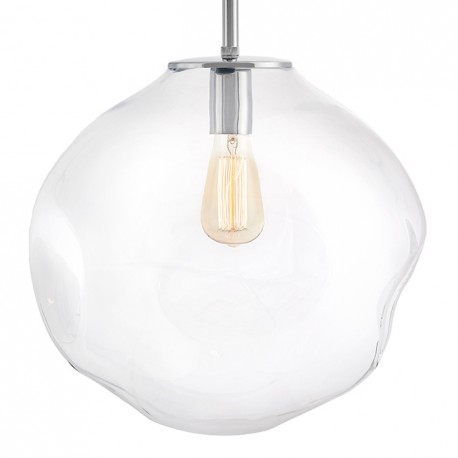 Avia L Pendant Lamp Transparent