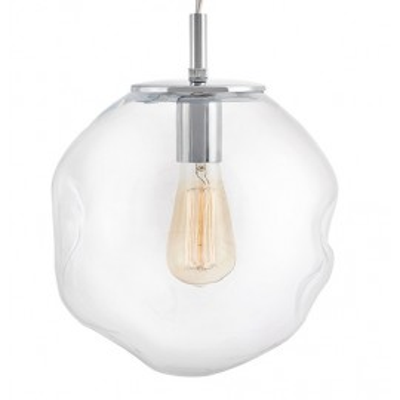 Avia M Pendant Lamp Transparent