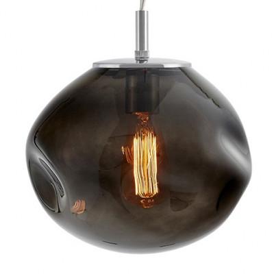 Avia M Pendant Lamp Graphite / Smoky