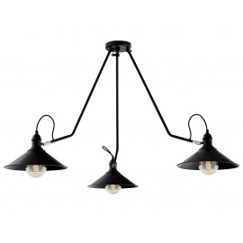 Hats 3 Spider Chandelier Ceiling Lamp