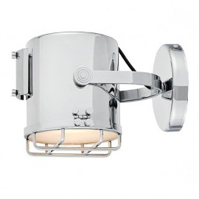 Marine Wall Lamp chrome / Ceiling Lamp