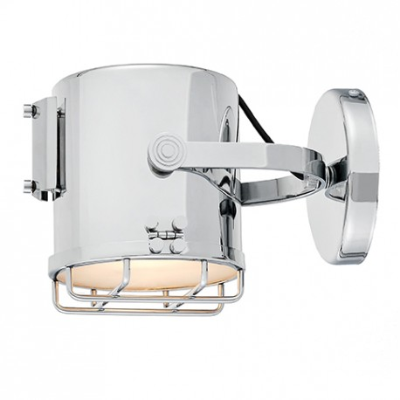Marine kinkiet chrom/lampa sufitowa