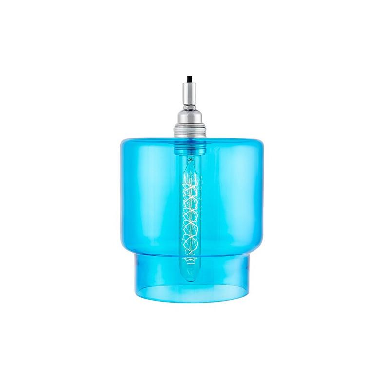 Clea Pendant Lamp Turquoise