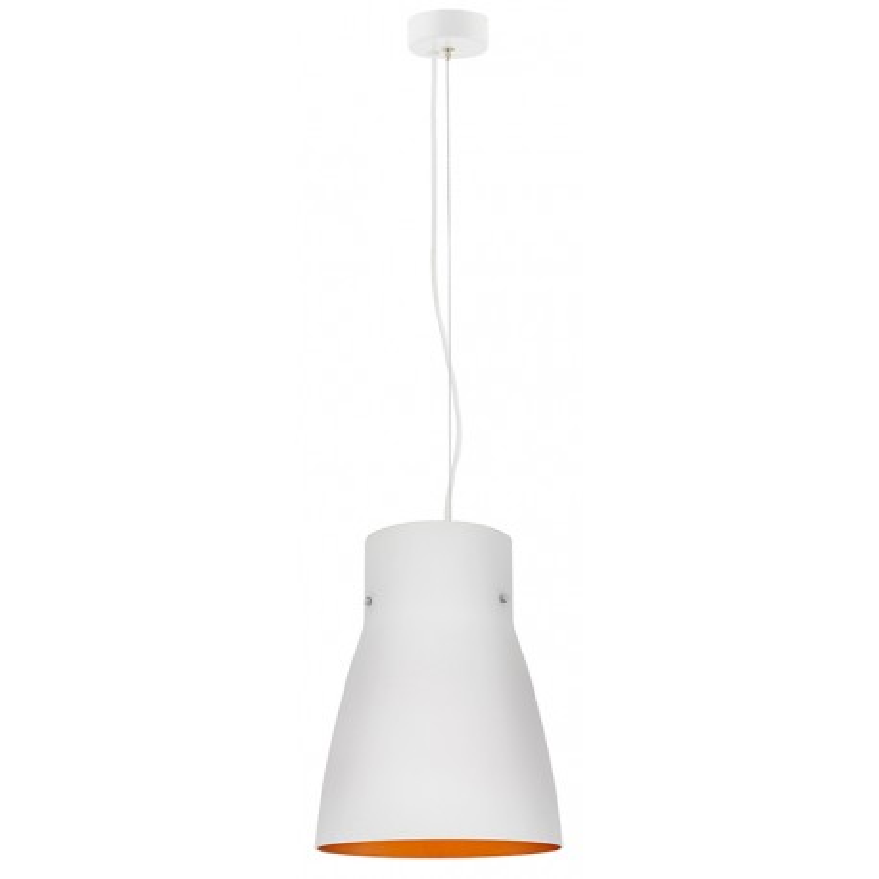 Lang biała lampa sufitowa