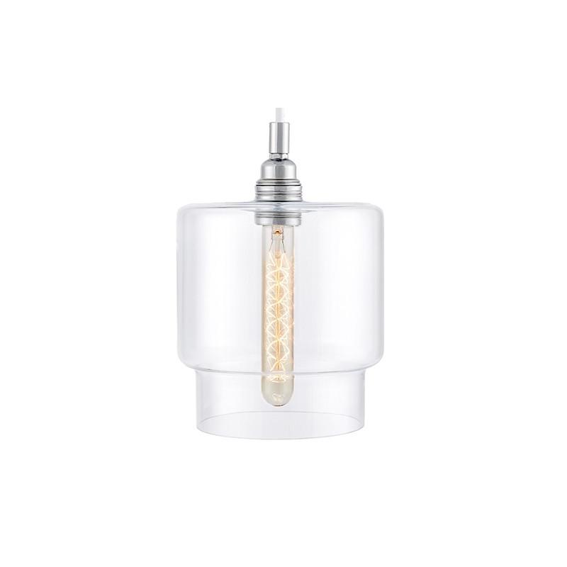 Longis IV lampa wisząca (przewód biały)