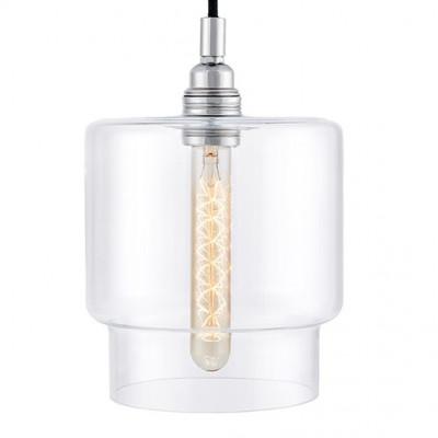 Longis IV Pendant Lamp (black cable)