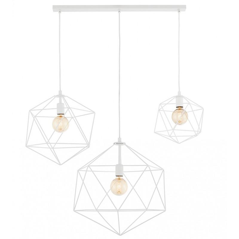 Wire Listwa 3 lampa sufitowa biała