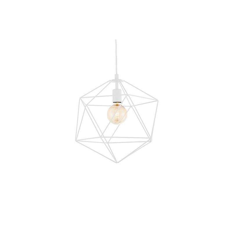 Wire M lampa sufitowa biała