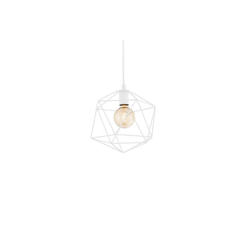 Wire S lampa sufitowa biała