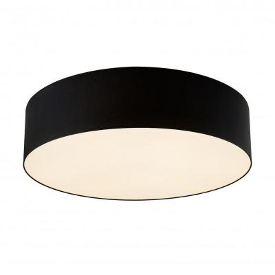 Space L Plafond / Wall Lamp Black