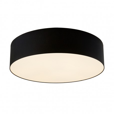 Space L Plafond / Wall Lamp Black