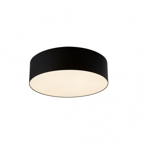 Space S Plafond / Wall Lamp Black