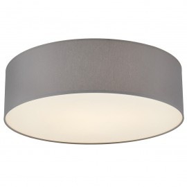 Space XL Plafond / Wall Lamp Grey
