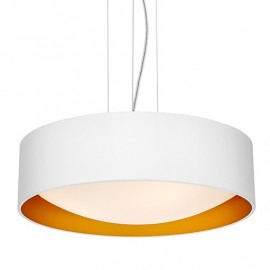 Vero Pendant Lamp White / Gold