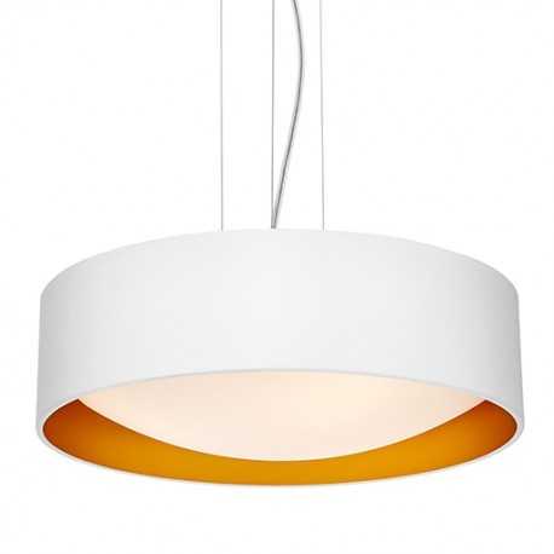 Vero Pendant Lamp White / Gold