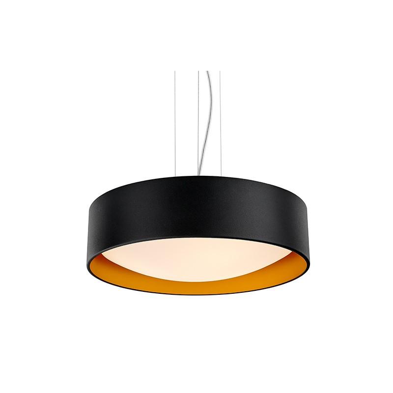 Vero Pendant Lamp Black / Gold