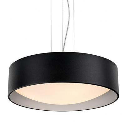 Vero Pendant Lamp Black / Silver
