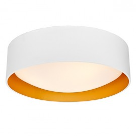 Vero L Plafond / Wall Lamp White / Gold