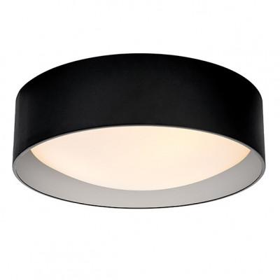 Vero L czarno/srebrny plafon