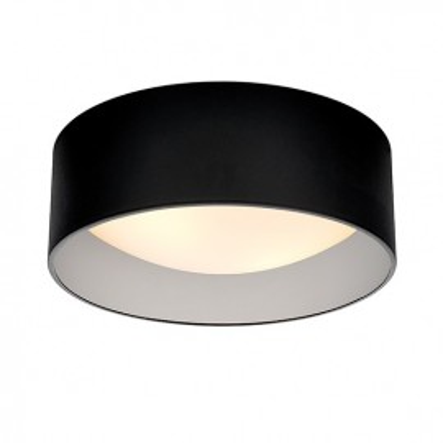 Vero S Plafond / Wall Lamp Black / Silver