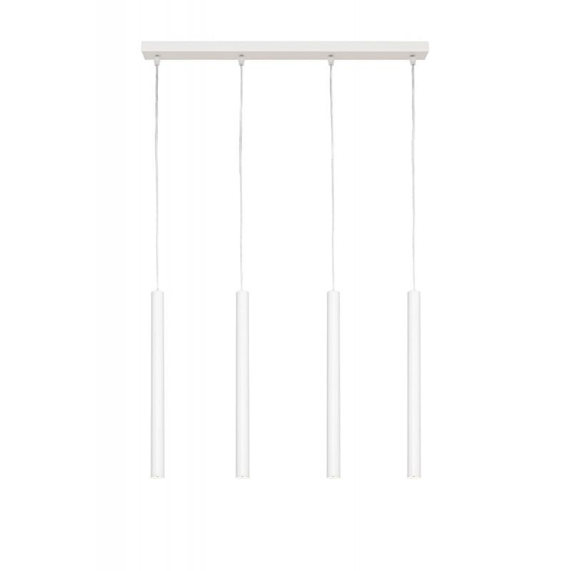 Roll 2 Pendant Lamp White