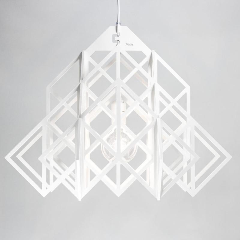 White HIMMELI Pendant Lamp