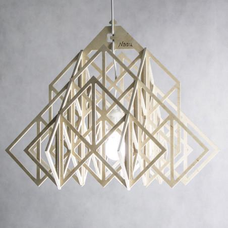 HIMMELI lampa wisząca ze sklejki