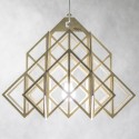 Plywood HIMMELI  XL Pendant Lamp