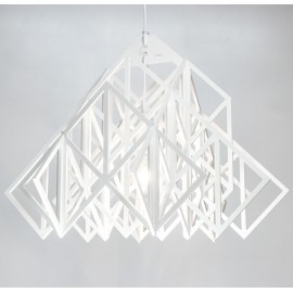 HIMMELI  XL Pendant Lamp White