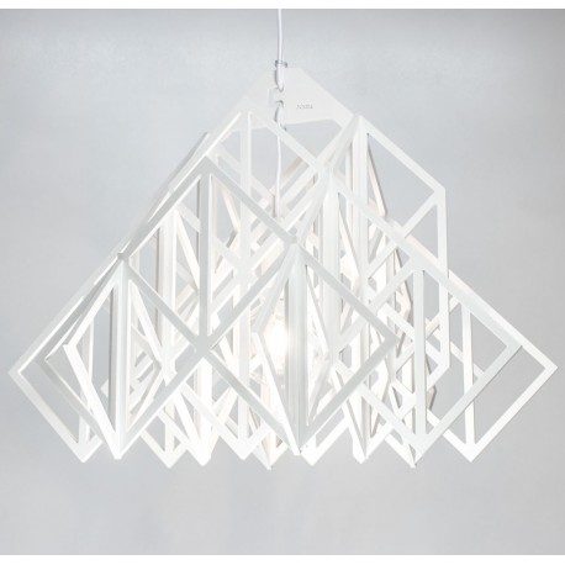 HIMMELI  XL Pendant Lamp White