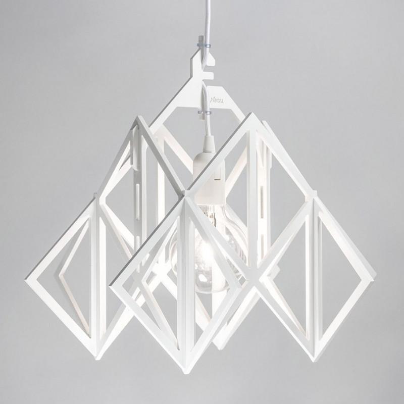 LAJT HIMMELI Pendant Lamp White