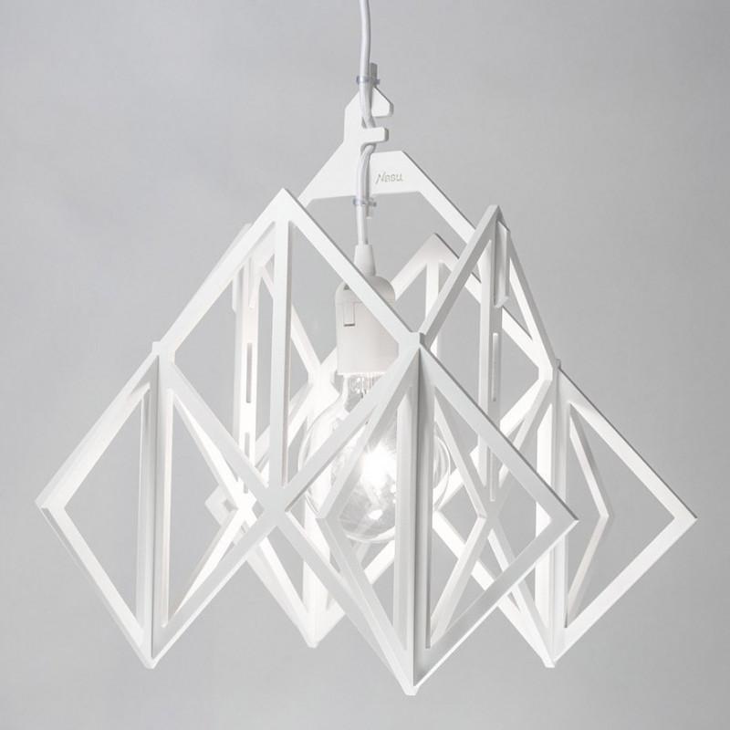 LAJT HIMMELI  XL Pendant Lamp White