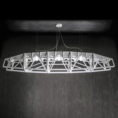 BETWEEN THE EDGES Large Pendant Lamp / Ceiling lamp