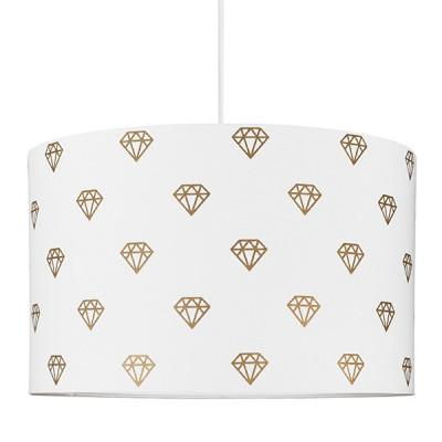 Abażur Elegance Diamenty Ø40cm