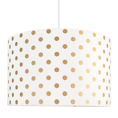 Golden Dots Elegance Lampshade Ø40cm