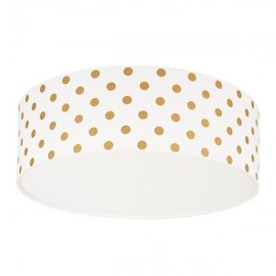 Plafond Gold Dots