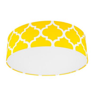 Plafon koniczyna marokańska żółta