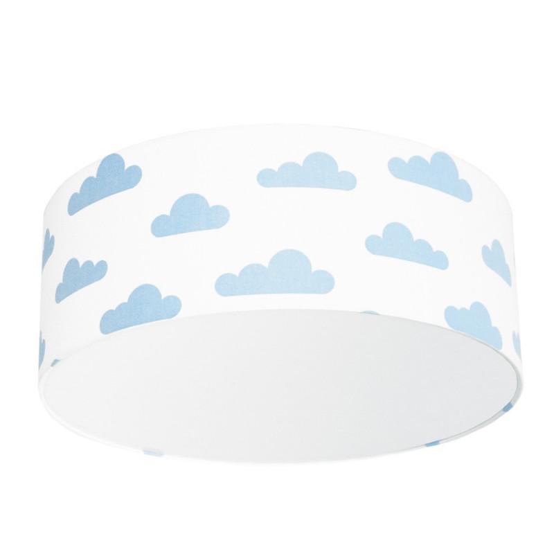 Plafon chmurki błękitne
