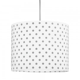 Grey Dots MINI Lampshade Ø25cm
