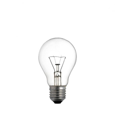 Filament bulb special shockproof A60 54mm 15W