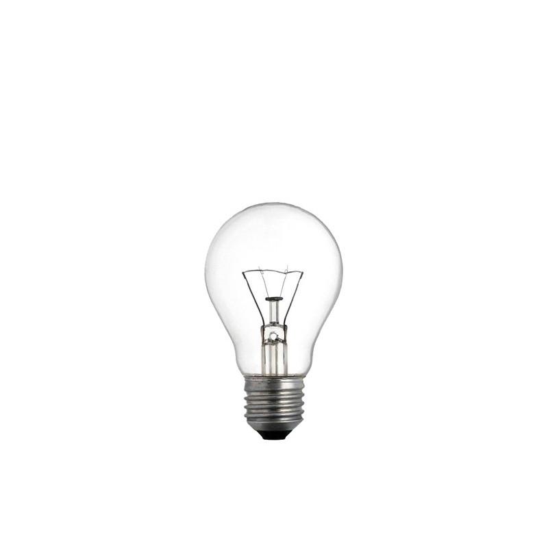 Żarnikowa żarówka specjalna wstrząsoodporna A60 54mm 15W