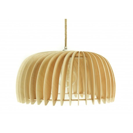 Lampshade made of birch plywood KOKNA Soute