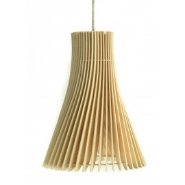 Lampshade made of birch plywood REGA Soute