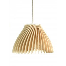Lampshade made of birch plywood BAUDA Soute
