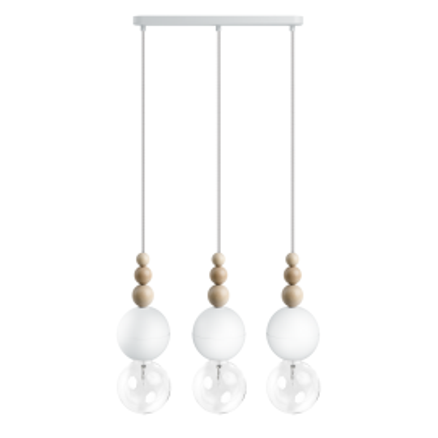 Loft Bala 3L white pedant lamp