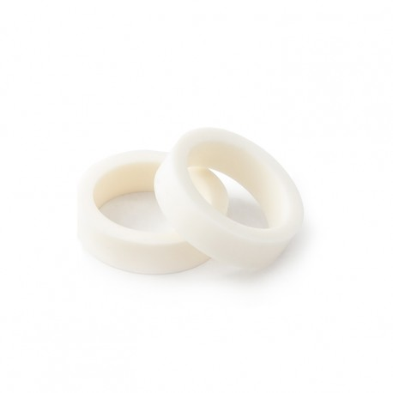 White rubber for E27 bulb holder