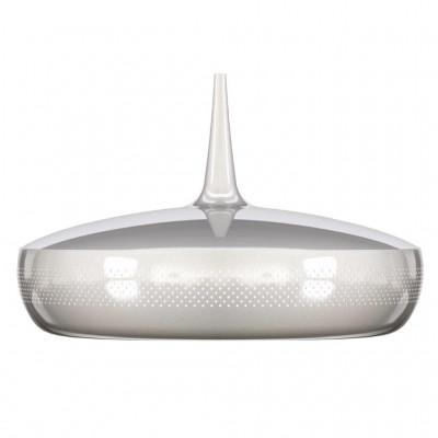 Lamp Clava Dine Steel V2 UMAGE (VITA Copenhagen) - chrome, white inside