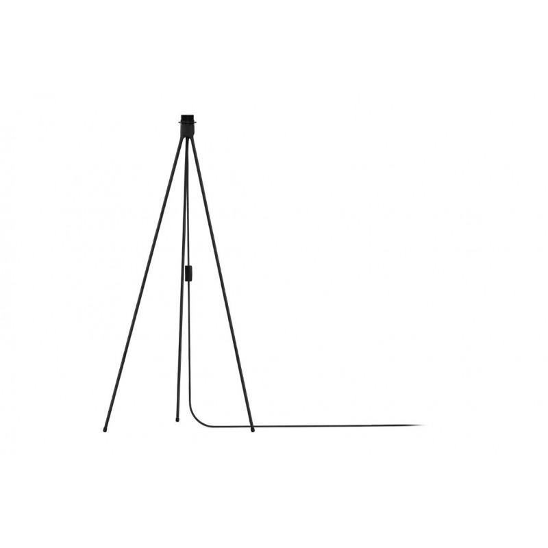 Podstawa do lamp Tripod Floor UMAGE (VITA Copenhagen) - czarna