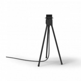 Lamp base Tripod Table UMAGE (VITA Copenhagen) - black