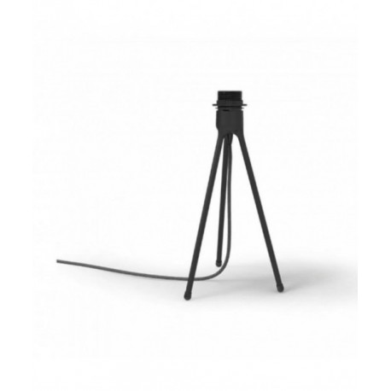 Lamp base Tripod Table UMAGE (VITA Copenhagen) - black